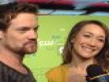 Maggie Q & Shane West On &#8216 Nikita&#8217 : There&#8217 S &#8216 A Lot More Story To Tell&#8217