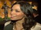Rosario Dawson Discusses The 2011 Screen Actors Guild Awards Nominations
