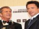 Robert Downey Offers His Support For Mel Gibson