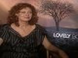 Susan Sarandon: I Found &#8216 The Lovely Bones&#8217 To Be &#8216 Comforting&#8217