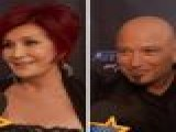Sharon Osbourne, Nick Cannon, Howie Mandel & Jerry Springer Wish David Hasselhoff &#8216 Dancing&#8217 Success