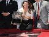 Shania Twain Gets Her Star On The Hollywood Walk Of Fame June 2, 2011