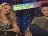 Teresa Palmer & Topher Grace Bring Back The 80s In &#8216 Take Me Home Tonight&#8217