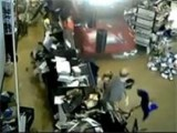 An 85-year-old Woman Crashed Through The Lobby Of A Bike Shop. Imagine How Much Less Impressive This Would Have Been If