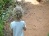 Gracie Hiking @ Red Rock