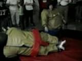 Boys Sumo Wrestling