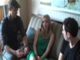 Play Justin Timberlake And Amanda Seyfried From Comic Con Video