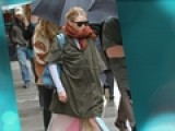 Ashley Olsen&#39 S Jumbo Jacket