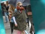 Ashley Olsen' S Jumbo Jacket
