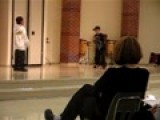 Alan Breakdancing