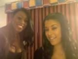 Bria Myles & Shelly Rio