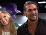 Comic-Con 2011: Jason Momoa