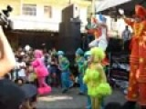 Clowns Dancing To Baile Funk