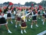 Courtney Adamko Cheerleadin