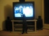 Charli Watching TV
