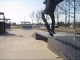 Day At The Outdoor Skatepark
