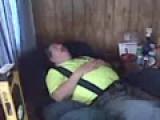 Dad Snoring