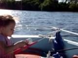 Jessica Fishing 3