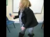 JENNY DANCING!
