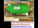 Online Poker Pro Teaches
