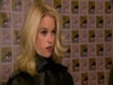 The Raven: Alice Eve At