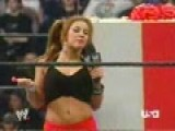 WWE Mickie James Frenches