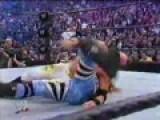 WWE Trish Slaps Jericho
