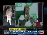 Is Gadhafi At The Rixos Hotel?