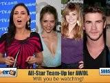 &#039 AWOL&#039 Stars- Liam Hemsworth, Teresa Palmer, Aimee Teegarden, Austin Stowell