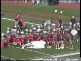 Cheerleader Ran Over