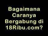 18ribu.com - BISNIS LUAR BIASA, MEMBURU MASA DEPAN DENGAN UANG Rp 18.000!!