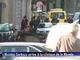 19 Octobre : Le Pr&eacute Sident Est Pass&eacute &agrave La Clinique De La Muette O&ugrave Est Pr&eacute Vu L&#039 Accouchement De