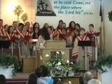 2010 0404 Coro - He Aqui Jesus