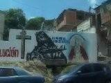 @globovision Video De Grafiti Del 23 De Enero Con Jesus Y La