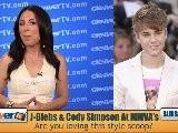 2011 MMVA Guys Fashion Recap: Justin Bieber, Cody Simpson