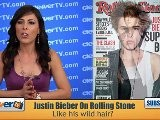Justin Bieber Gets Bad Boy Makeover For Rolling Stone Cover