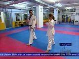 4NY&#039 S Darlene Rodriguez Takes On Taekwondo