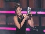 Maite Perroni Gana El Premio A La Chica Que Me Quita El Sue&ntilde O PJ 2011