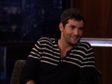 Jimmy Kimmel Live Jim Sturgess, Part 1