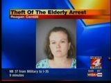 78-year-old Woman Robbed By Her Own Granddaughter