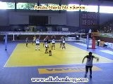 Bandung ALKO Proliga 2011,...Amalia Nabila Jump Serve