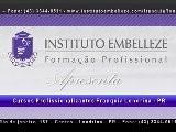 Cursos De Cabeleireiro Em Londrina-PR 43 3344-0511 Franquia Inst. Embelleze