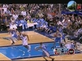 Allen Iverson Pass To Set Up Anthony Carter For The Easy Two
