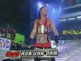 Wwe Raw John Cena Vs Rob Van Dam