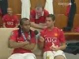 Anderson And Cristiano Ronaldo Funny Interview