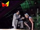 Ardit Gjebrea & Brigitte Nielsen - Kenga Magjike 2003 - Www.besfort.de