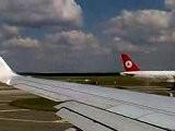 Air Algerie Take Off Paris CDG Rwy 26R To Algiers