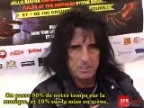 Alice Cooper Au Hellfest - Interview