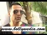 Akshay Kumar Interrview On Gettng Padmashree Award