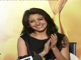 Anushka Sharma At Apsara Award 2011